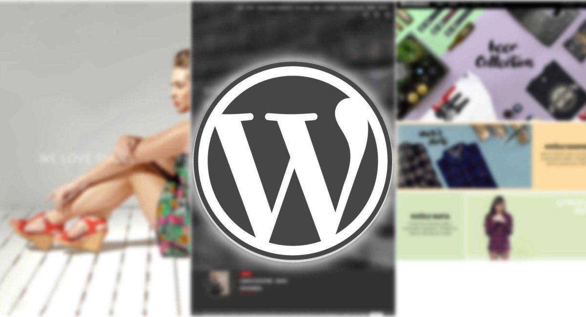 Weby na WordPress