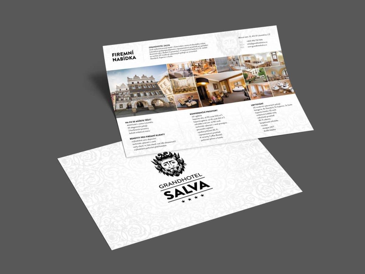 Grandhotel SALVA factsheet